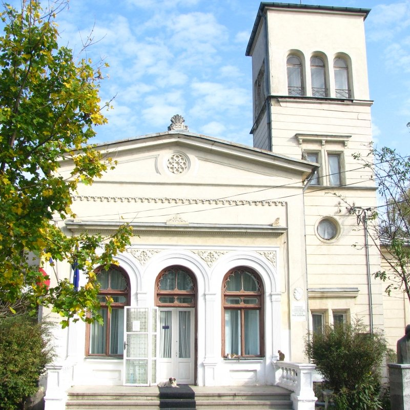 muzeul Mihail Sadoveanu