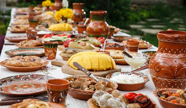 Mâncare tradițională din Dobrogea