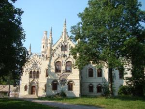 Castelul Miclauseni, sec XIX