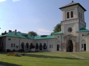 Curtea Manastirii Dealu