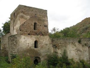 Ruinele Curtii Domnesti Cotnari, sec XV-XVI